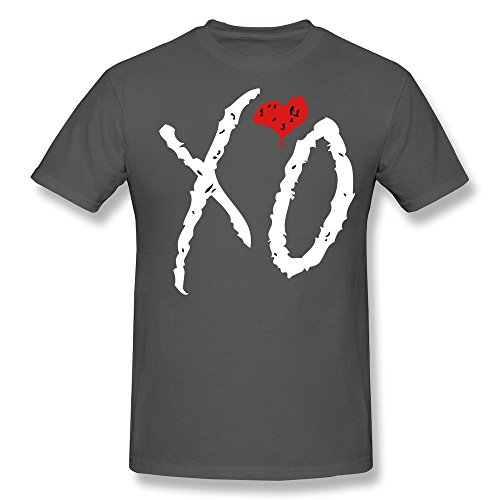 252f50dc2ab54 STAYUR Men s Official Issue Xo The Weeknd Ovoxo T-shirt