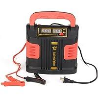 Alamor 12/24V Jump Starter cargador de emergencia Booster Banco de energía dispositivo de reparación de pulso