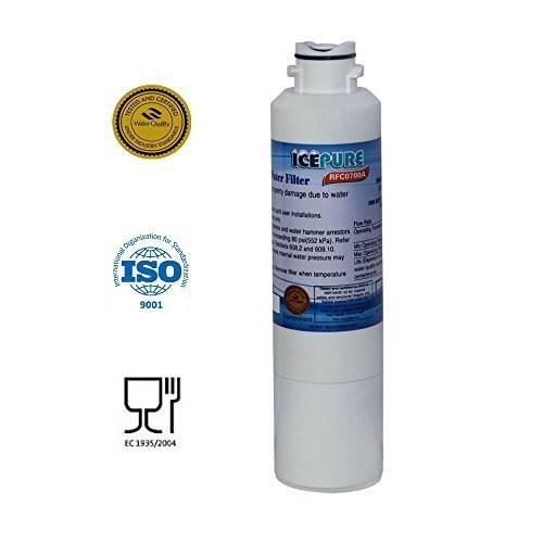 IcePure Water Filter to Replace Samsung, Kenmore, Sears, DA29-00020A, DA29-00020B, DA2900020A, DA2900020B, DA-97-08006A, DA-97-08006A-B, DA-97-08006B, DA2900019A, DA97-08006A-B, DA29-00019A, HAF-CIN, HAF-CIN-EXP, HAF-CINEXP, HAFCIN, 9101, 46-9101, 469101, WF294. by IcePure