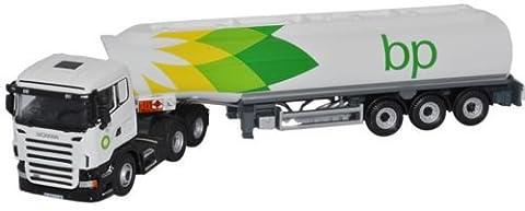 Oxford Diecast BP Tanker Scania