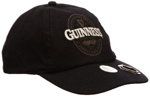 guinness-official-merchandise-chapeau-homme-noir-noir-fr-taille-unique-taille-fabricant-one-size