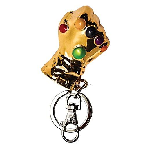 Marvel - Infinity Handschuh - Schlüsselanhänger aus Metall | MARVEL Comics Avengers