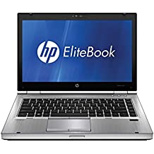 (Certified REFURBISHED) HP Elite 8470 14-inch Laptop (3rd Gen Core I5 3340M/4GB/500GB/Windows 7 OEM COA/Integrated Graphics), Silver [Discontinued By Manufacturer]