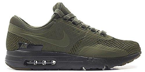 Nike - Basket Air Max Zero Premium 881982 - 300 Kaki Vert olive/noir