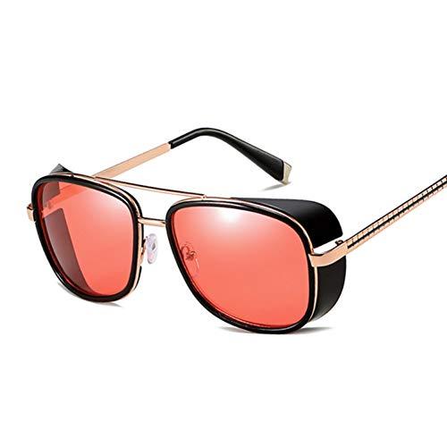 Kjwsbb Sonnenbrillen Herren DamenRahmenSonnenbrillen