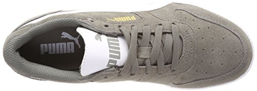 Puma Icra Trainer SD, Sneakers Basses Mixte Adulte Gris (Steel Gray-puma White)