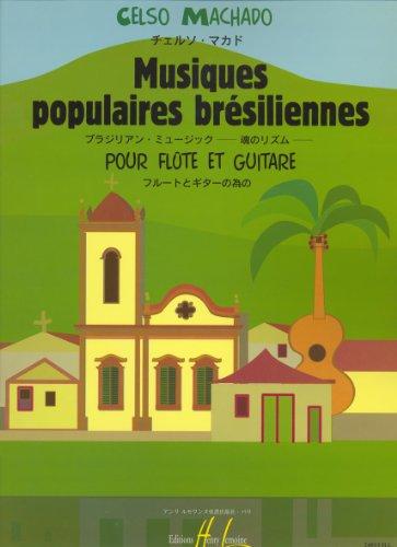 Musiques populaires brésiliennes - flû...