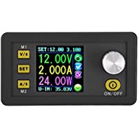 Zerone Control numérico Reducción de Voltaje Regulador de Corriente Estabilizador Módulo de Fuente de alimentación con Pantalla LCD, CC 6-40V a 0-32V 3A Transformador de Potencia Constante