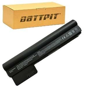 Battpit™ Laptop / Notebook Battery for HP 607762-001 (10.8V 2200mAh / 26Wh) [18 Months Warranty]