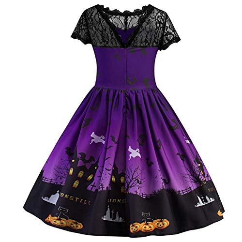 Rapunzel Teen Kostüm - Halloween-Partykleid Day.LIN Mädchen Prinzessin Rapunzel Kleid Kostüm