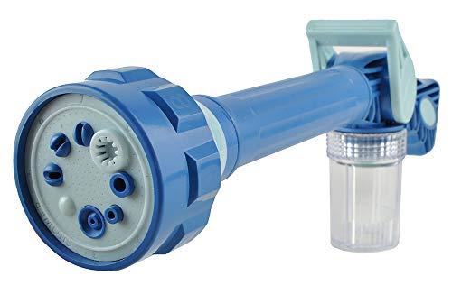 Pistole Kfz Reigung Hochdruck 8 Modi Leicht Shampoo-Behälter Schnellkupplung 6349