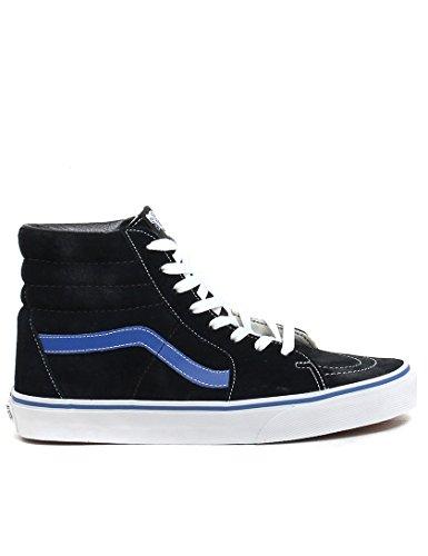 Vans, Sneaker uomo Multicolore (suede)black/true blue Multicolore ((Suede) nero / True Blu)