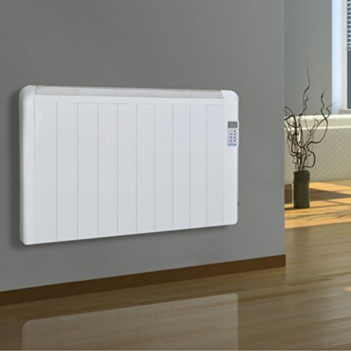 Dis 1500, radiateur à chaleur douce programmable ultra plat 5,5 Cm