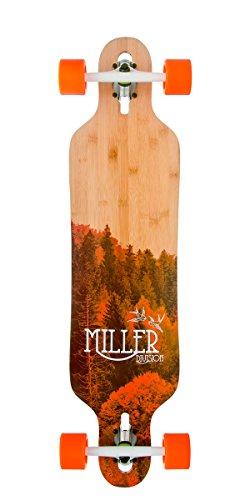longboard-miller-division-physis-38-couleur-marron-bois
