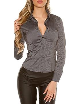 KouCla - Camisas - Básico - Manga Larga - para mujer
