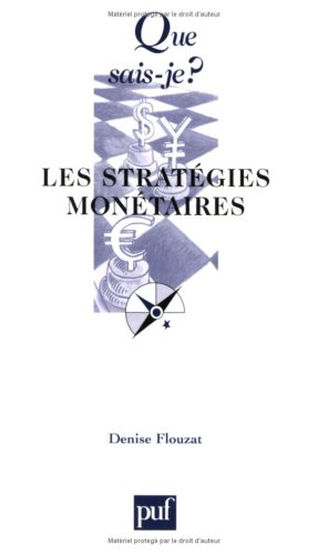 Les Stratgies montaires