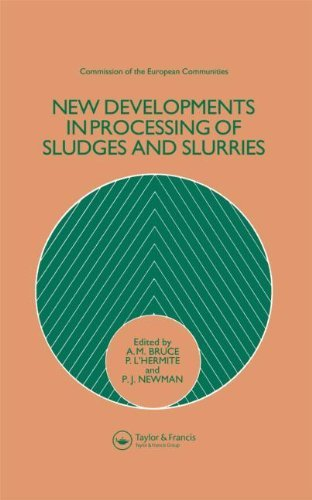 New Developments in Processing of Sludges and Slurries by A.M. Bruce (1986-04-29)