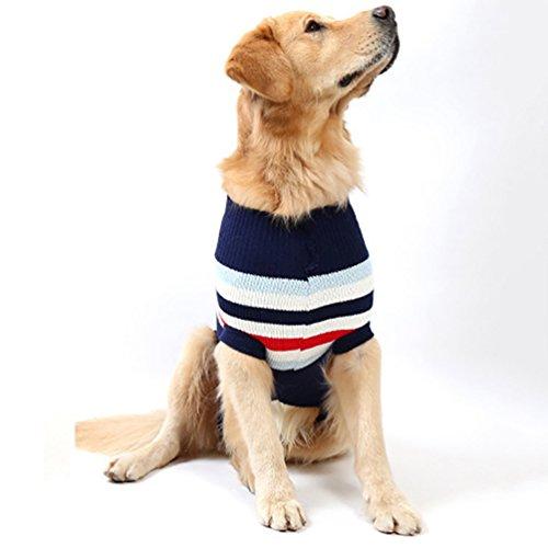 Zoom IMG-3 lvrao maglione maglia per cani