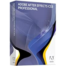 Adobe After Effects CS3 Professional - UPGRADE - english