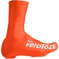 VELOTOZE Toze Mixed Adult Shoe Covers - Viz / Orange - L: 43-46