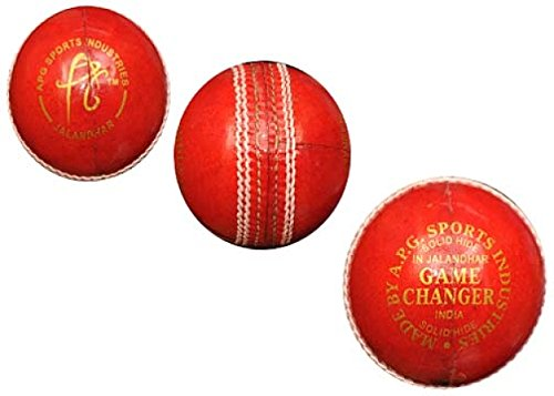 APG-GAME-CHANGER-Leather-Cricket-Ball