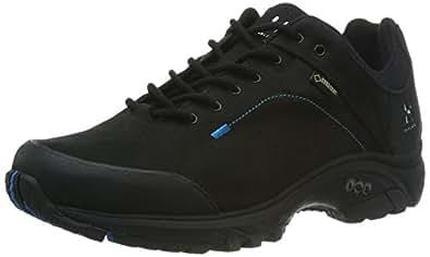 Haglöfs Haglöfs Ridge Ii Gt Men, Chaussures de Randonnée Basses Homme - Multicolore (true Black/gale Blue 2fh), 48 EU