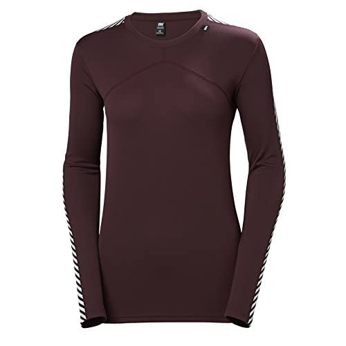 41NOI%2BQIFhL. SS500  - Helly Hansen W HH Lifa Crew - Performance Base Layer for Women, Lightweight Insulation and Comfort