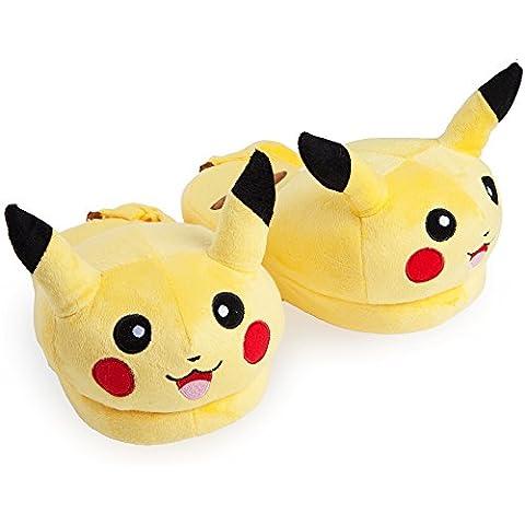 Katara Pokemon Onesize Zapatillas de felpa muchos Designs