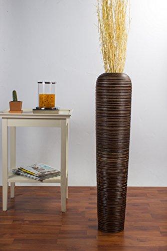 bodenvase braun preisvergleich die besten angebote online kaufen. Black Bedroom Furniture Sets. Home Design Ideas