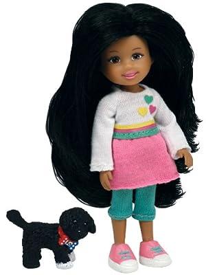 Ty Li'l Ones Sweet Sydney - Muñeca de juguete con mascota de Ty