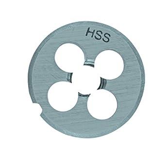 Alpes HSS Filière, diamètre M 3, 25x 9mm, 71000300100