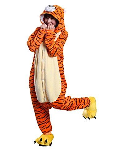 Pyjamas Cosplay Kostüme Flanell Overalls Party Unisex Kostüme ()