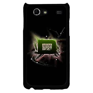 Samsung Galaxy S Advance printed back cover (2D)RK-AD025