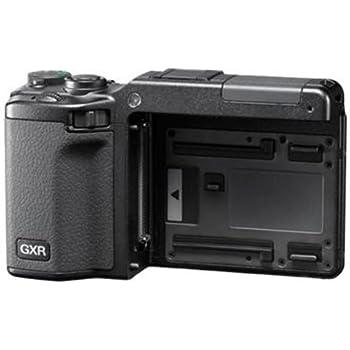 Ricoh GXR Systemkamera (10 Megapixel, 10-fach optischer Zoom, 7,6 cm (3 Zoll) Display, HD Video) Gehäuse schwarz