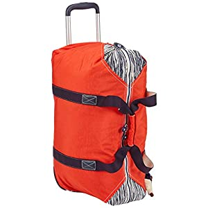 Kipling ART ON WHEELS M Hand Luggage, 64 cm, 30 liters, Red (Active Bl)