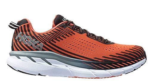 Hoka Scarpe Uomo Running Clifton 5 A3 Arancio 42