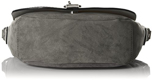 Betty Barclay Damen Bb-1130-Ja Umhängetasche, 9x21x29 cm Grau (Stone)