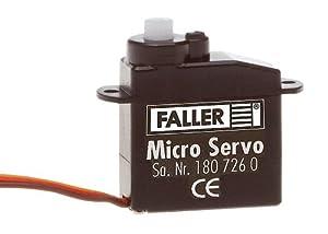 Faller - Material de limpieza para modelismo ferroviario H0 (F180726)