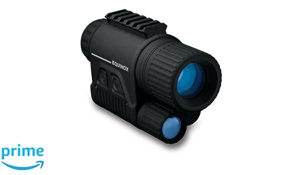 Bushnell Fernglas Mit Entfernungsmesser Fusion 1 Mile Arc 12x50 : Bushnell equinox nachtsichtgerät g monokular amazon kamera