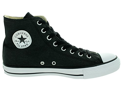 Converse Ct Coat Wash Hi, Unisex - Erwachsene Hohe Sneakers Black