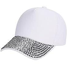 ❤️Amlaiworld Visor de Verano Mujer Gorra de béisbol Mujer Gorra de Snapback  con Forma de 96e0be945ae