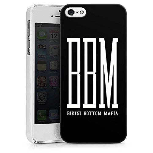 Apple iPhone 6 Silikon Hülle Case Schutzhülle BBM Bikini Bottom Mafia Spongebozz Hard Case weiß