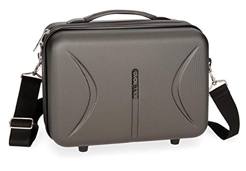 Roll Road Camboya Anthracite Abs Adaptable Beauty Case