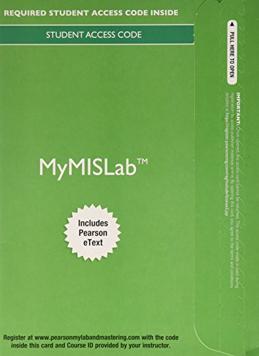 Download Pdf Books 2014 Mylab Mis With Pearson Etext Access Card