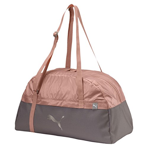 PUMA Core Active Sportsbag M EP Tasche, Rock Ridge-Peach Beige-EP, 48x1x28 cm (Rock Active)