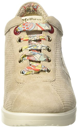 Melluso Damen R20110 Low-Top Beige (Corda)
