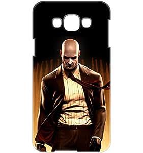 a AND b Designer Printed Mobile Back Cover / Back Case For Samsung Galaxy E7 (SG_E7_3D_2112)