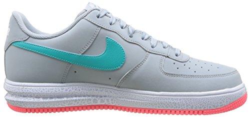 Nike 654256 100, Running Homme Multicolore (Lt Magnet Grey/Hyper Jade)