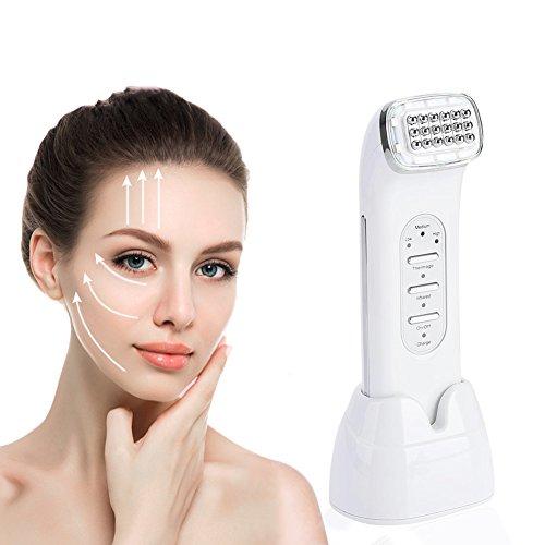 Rejuvenecimiento Facial Máquina Belleza de Radiofrecuencia...