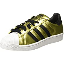 Amazon.it  scarpe donna adidas superstar oro 32b5b82fe30